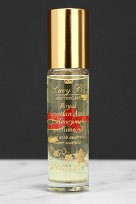 image Lucy B Royal Egyptian Amber & Honeysuckle Perfume Oil Roll-On