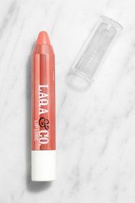 image LAQA & Co. Bees Knees Sheer Peach Lip Lube Pencil