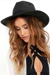 image San Diego Hat Co. Hat Trick Black Hat