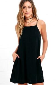 image Clarion Call Black Dress