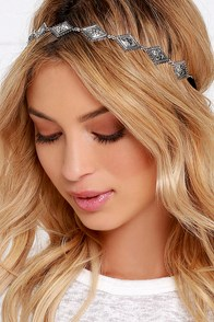 image Dawn of Light Silver Headband