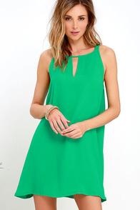 BB Dakota Rachel Green Shift Dress at Lulus.com!