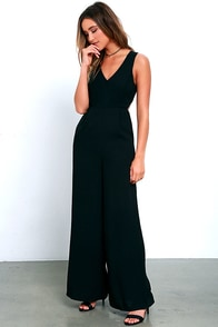 image Dance Off Black Jumpsuit