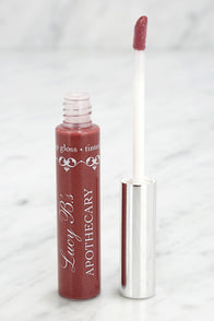 Lucy B Cocoa Berry Mauve Tinted Lip Gloss