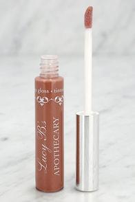 image Lucy B Nudie Nude Tinted Lip Gloss