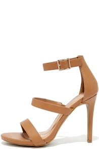 image Buzz-Worthy Natural Dress Sandals