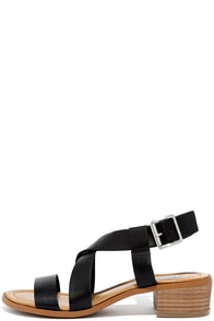 image Madden Girl Tulum Black Heeled Sandals