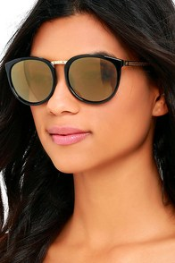 Modish Black Sunglasses