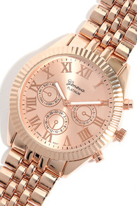 Good Timing Rose Gold Watch