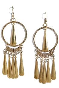 image Redwood Park Gold Earrings