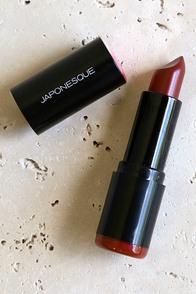 Japonesque 07 Brick Red Pro Performance Lipstick