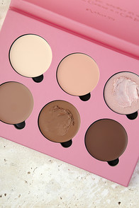 Velvet 59 Contour is a Girl's Best Friend Palette