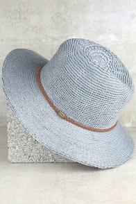 O'Neill Canyon Grey Fedora Hat