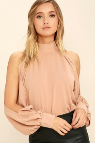 Tranquility Blush Top