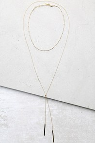 Run to You Gold Choker Necklace Set