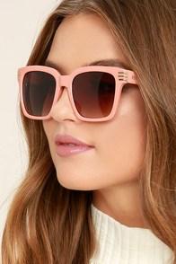 Perverse Avery Blush Sunglasses