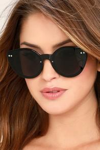 Spitfire Alpha 2 Black Sunglasses