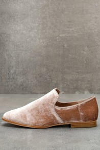 Steve Madden Snapp Pink Suede Mules Leather Mules 79 00