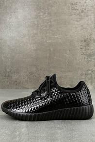 Valeska Black Sneakers