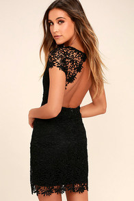 Best Is Yet To Come Black Backless Dress Women S Fashion
