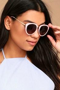 Perverse Rothesay Pink Sunglasses