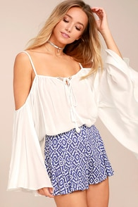 Sunshine Seeker White Top