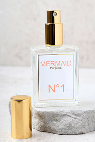 Mermaid No. 1 Perfume Spray at Lulus.com!