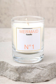 Mermaid No. 1 Soy Votive Candle