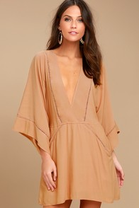Napa Valley Terra Cotta Dress