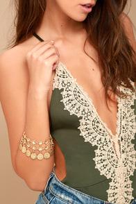 Charmed Life Gold Bracelet