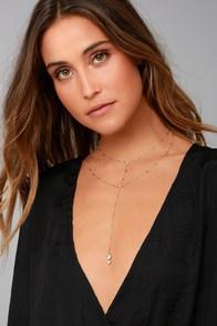 Avani Gold Layered Necklace
