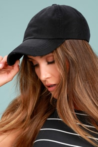 Billabong Sand Club Black Baseball Cap