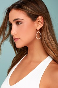Arcadia Gold Earrings