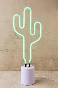 Sunnylife Cactus Green Large Neon Light