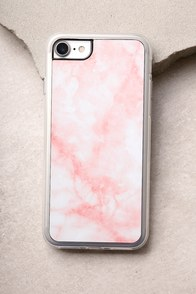 Zero Gravity Blush Pink Marble iPhone 6 and 6s Case