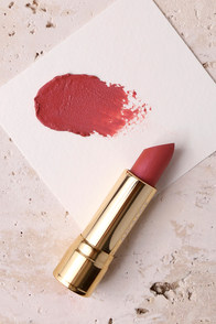 Axiology Vibration Rose Red Natural Lipstick