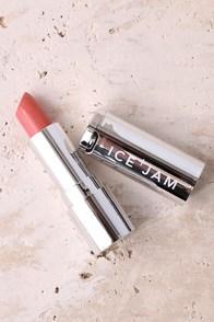 ICE + JAM Ouch, Ouch You're On My Hair! Peach Jam Lipstick