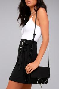 Bag Bliss Black Purse