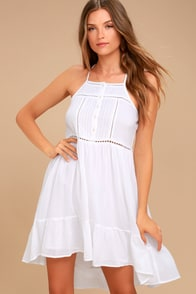 O'Neill Cascade White Dress at Lulus.com!