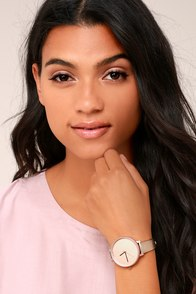 Timeless is More Rose Gold Watch