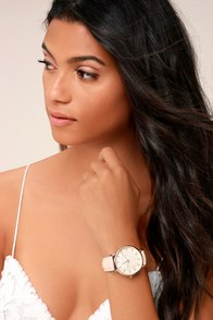 Style Time Blush Watch