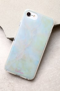 Celestine Multi Marble Pink iPhone 6/6s and 7 Case