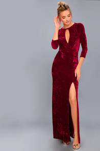 Pretty Red Dress Off The Shoulder Dress Maxi Dress