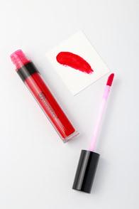 Glory Red Long-Wearing Matte Liquid Lipstick at Lulus.com!
