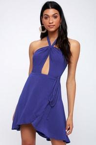 Awesome Rusty Rose Dress Maxi Dress Wrap Dress