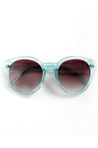 Marlo Aqua Sunglasses
