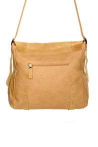 All Aboard Beige Messenger Bag at Lulus.com!