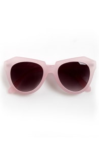Rock Candy Pink Pastel Sunglasses