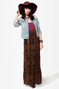 O'Neill Dream Girl Mixed Prints Maxi Dress at Lulus.com!
