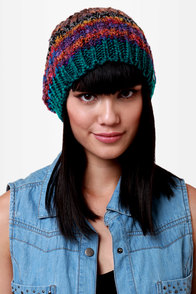 O'Neill Eternal Multi Knit Beanie at Lulus.com!